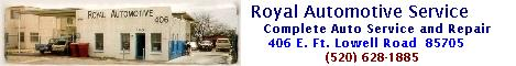 Click here for Royal Automotive Service